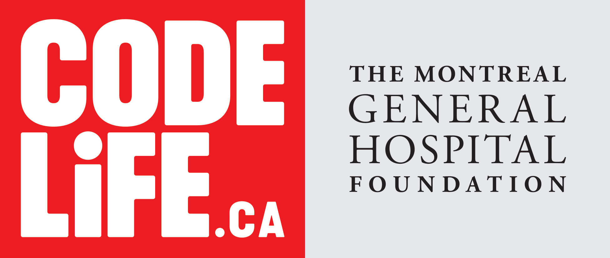 Code Life / Montreal General Hospital Foundation
